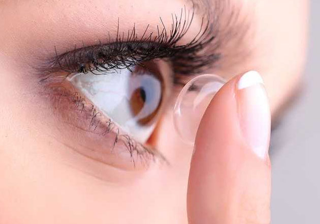Contact Lenses Banner