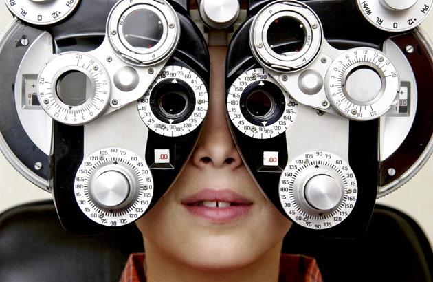 Eye Exam Services