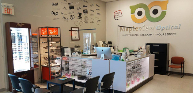 Mapleview Optical Barrie