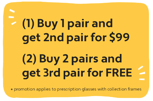 Mapleview Optical Promotion